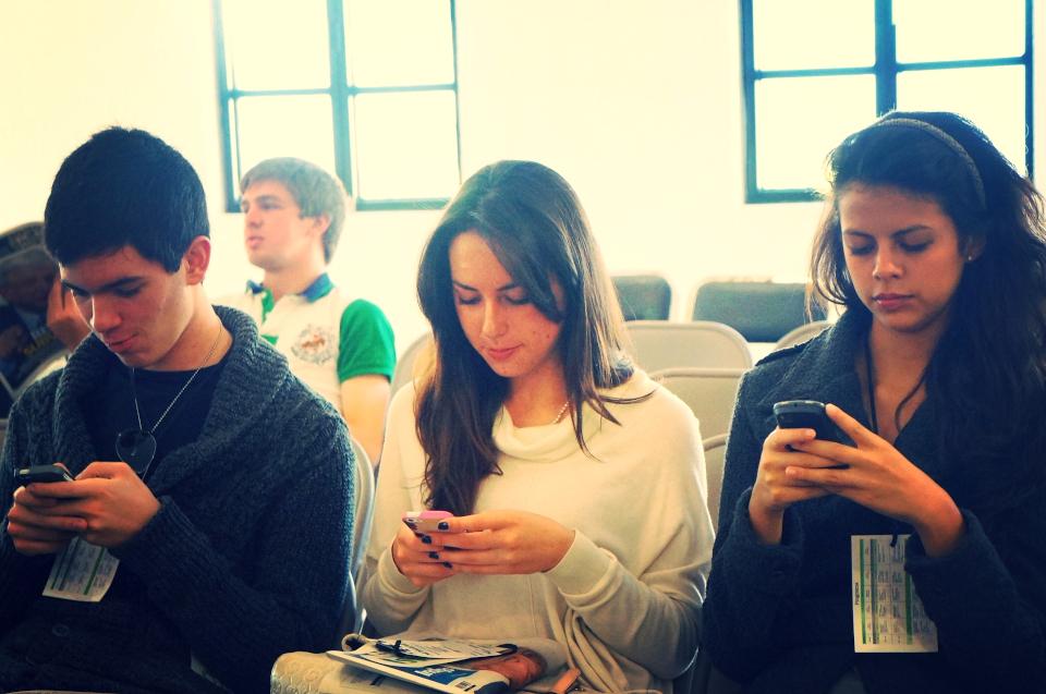 Technologie: Handy-Gebrauch